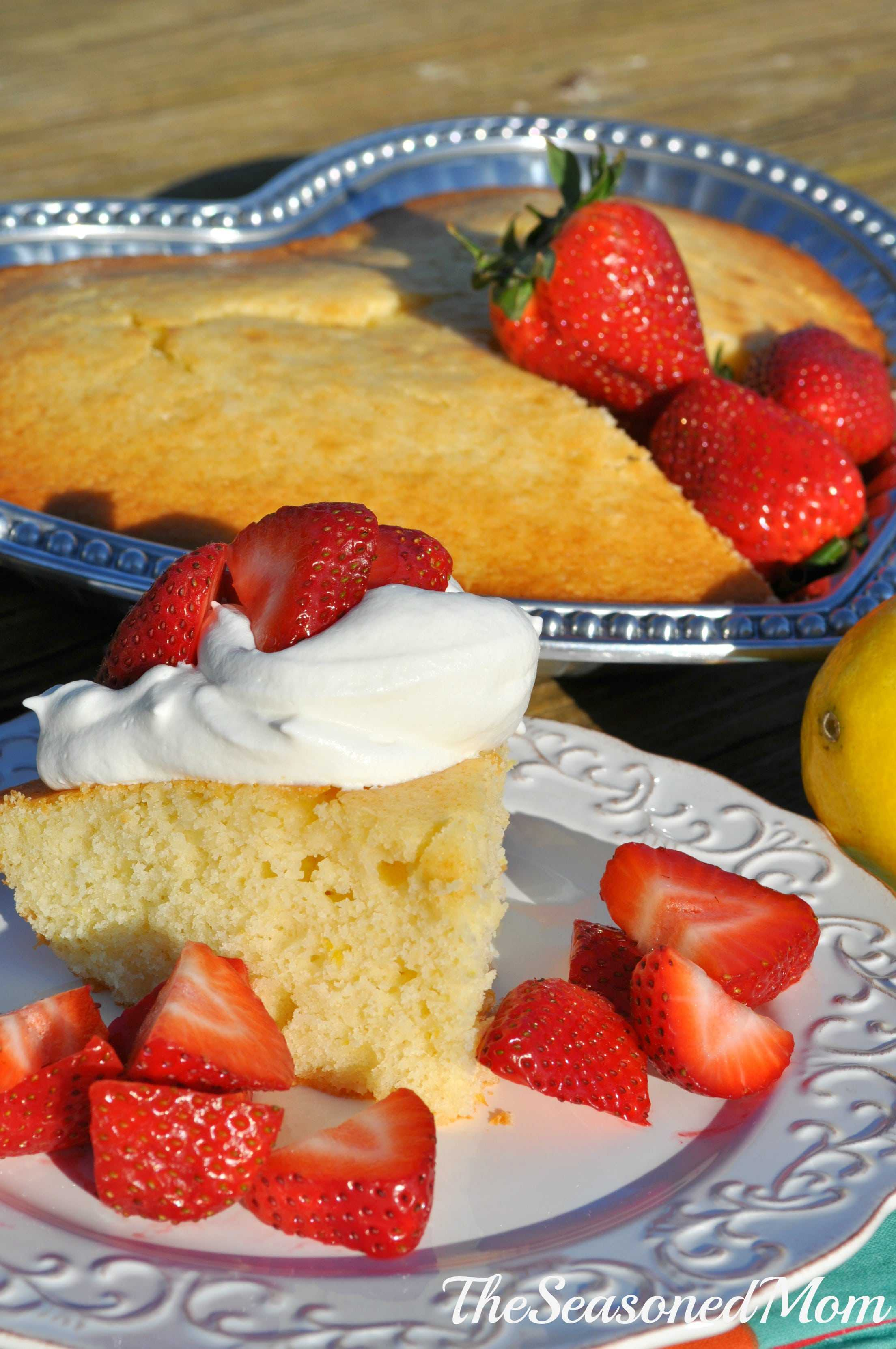 Lemon Strawberry Shortcake copy
