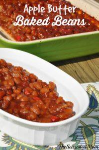 Apple Butter Baked Beans