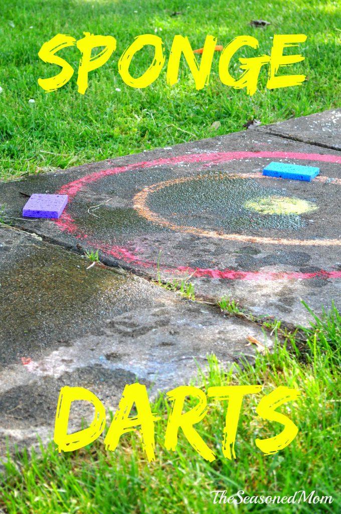 Sponge Darts