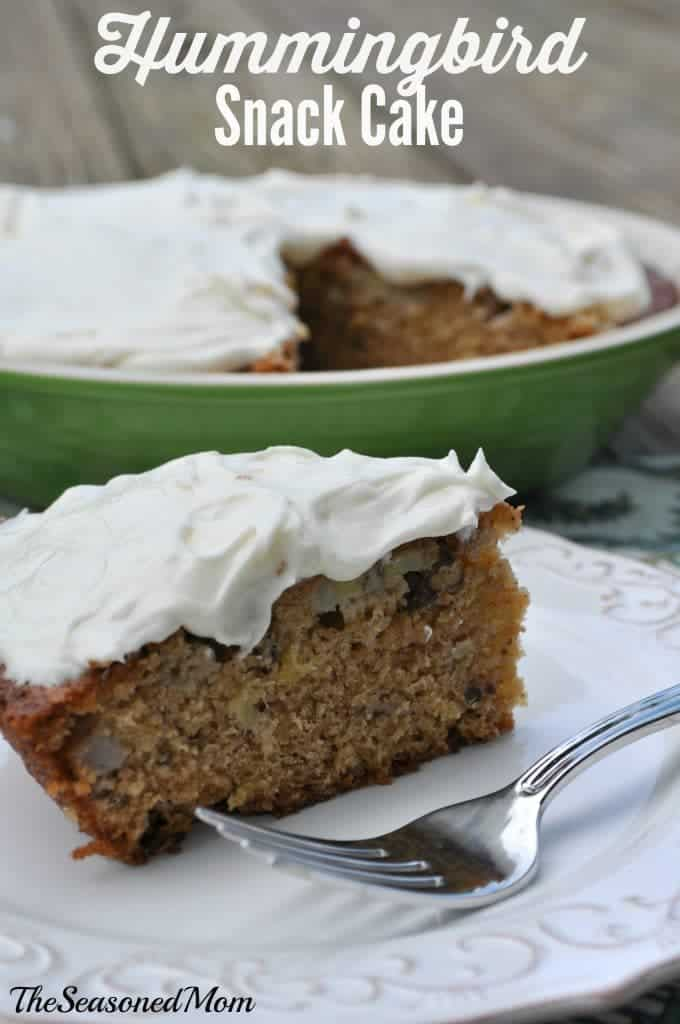 Cooks Country Banana Snack Cake