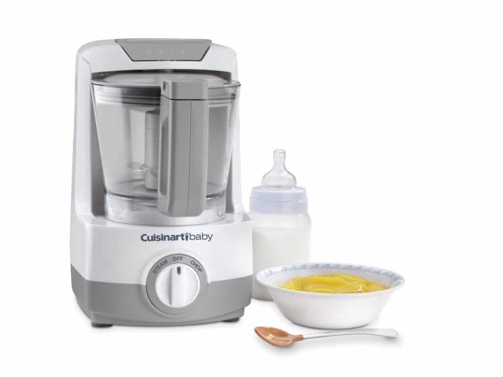 cuisinart baby food maker 3