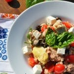 Italian Tuna and White Bean Salad