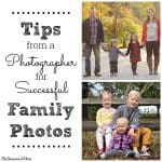 Guest Post: Tips for a Successful and Stress Free Family Photo Session