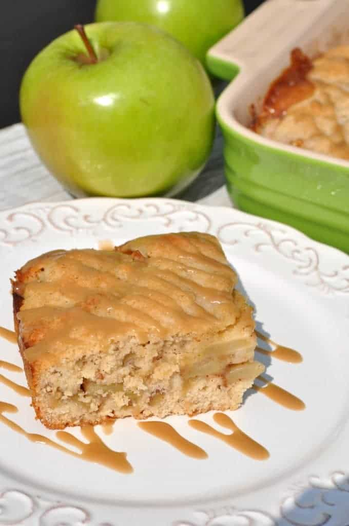 Apple Cobbler Bars 2