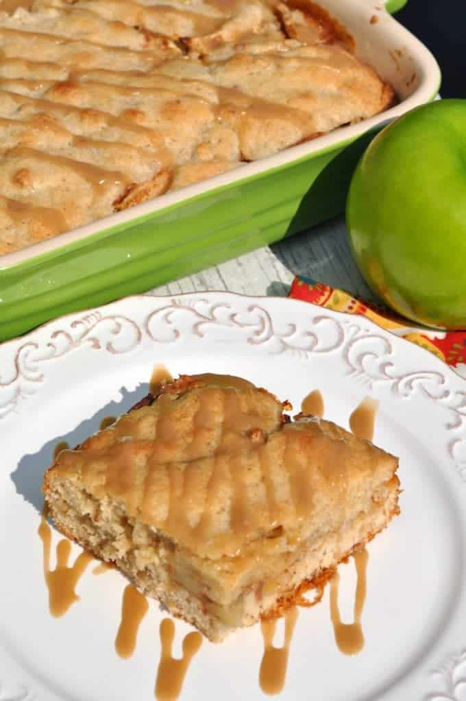 Apple Cobbler Bars 3