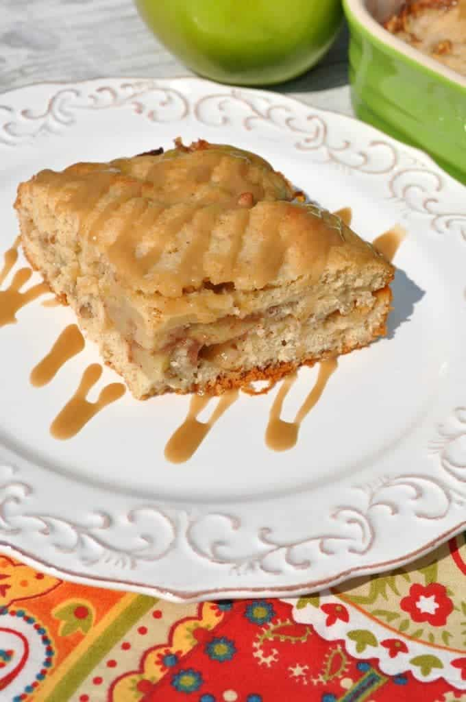 Apple Cobbler Bars 4