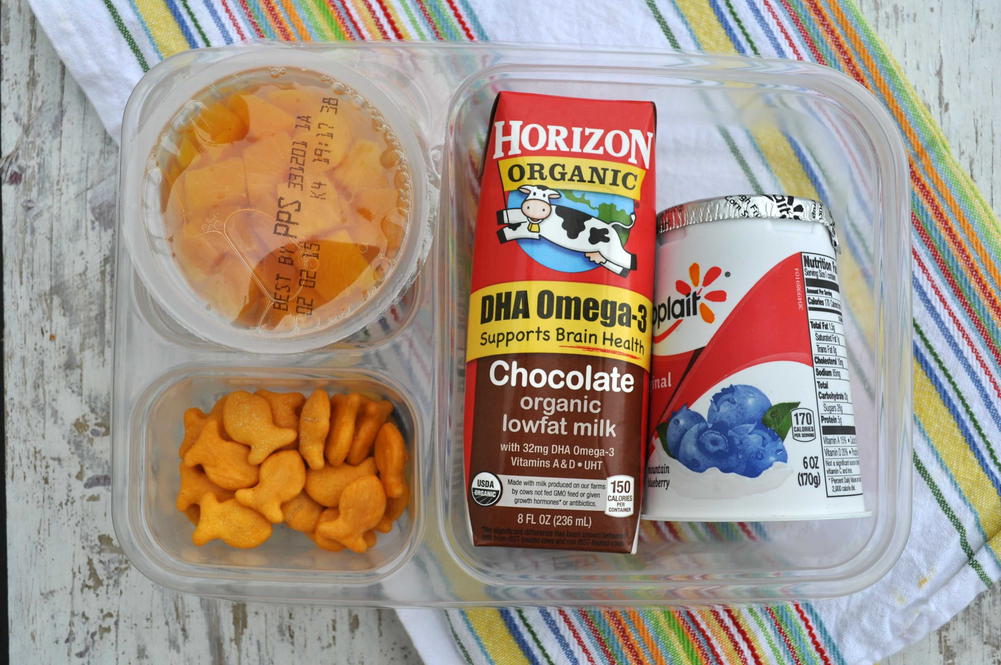 Healthy School Snacks - The Seasoned Mom