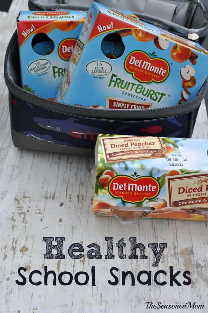 Healthy School Snacks