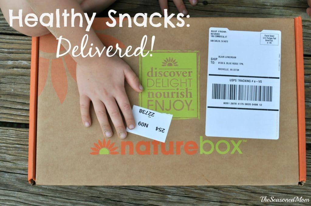 Healthy Snacks Delivered