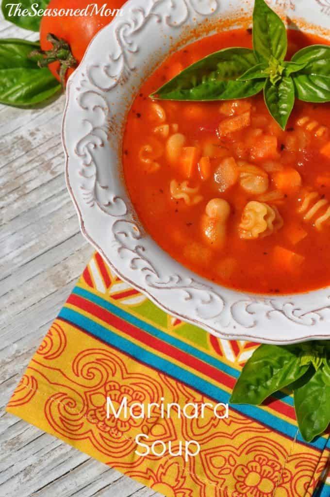 Marinara Soup 2