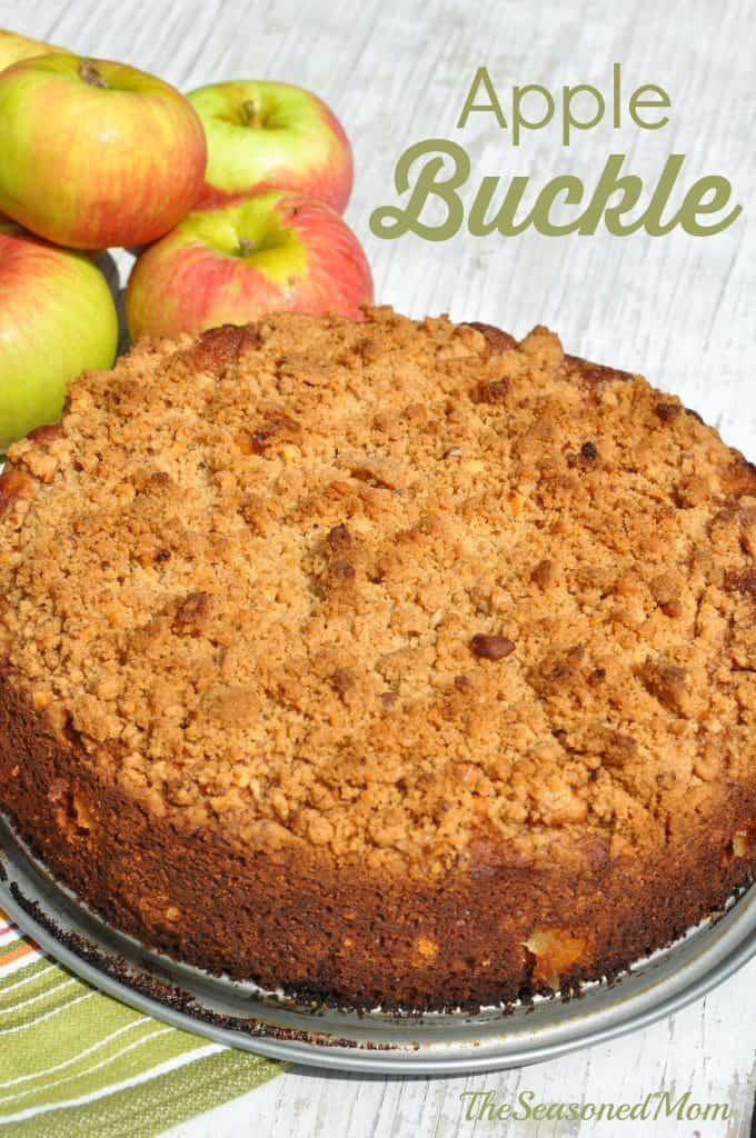 Apple Buckle 1