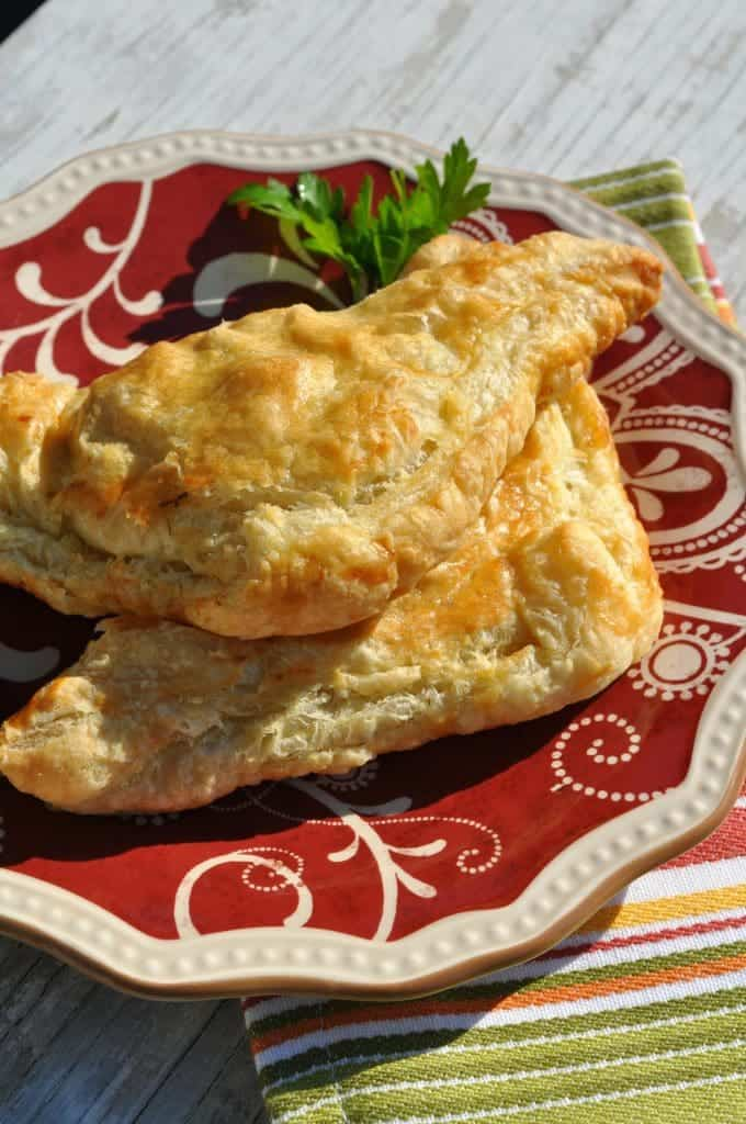 Chicken Pot Pie Pockets 3