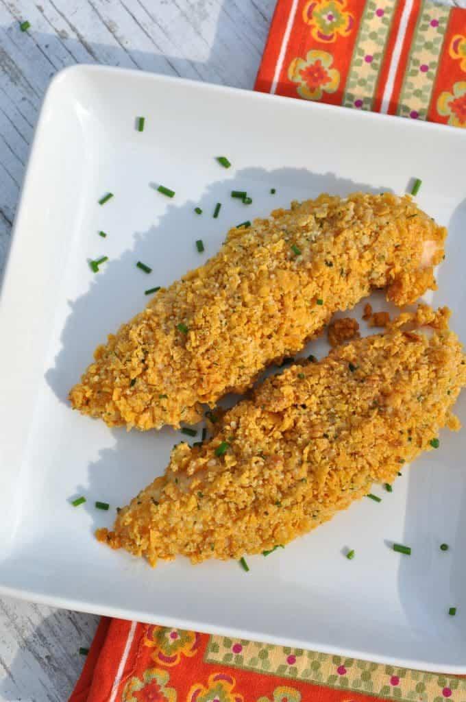 Parmesan Ranch Chicken Tenders 2