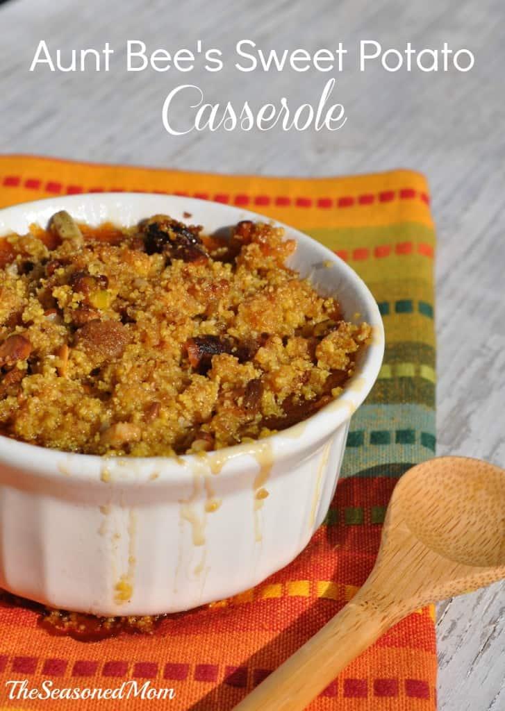 Aunt Bee's Sweet Potato Casserole 6