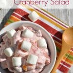 Fluffy Cranberry Salad