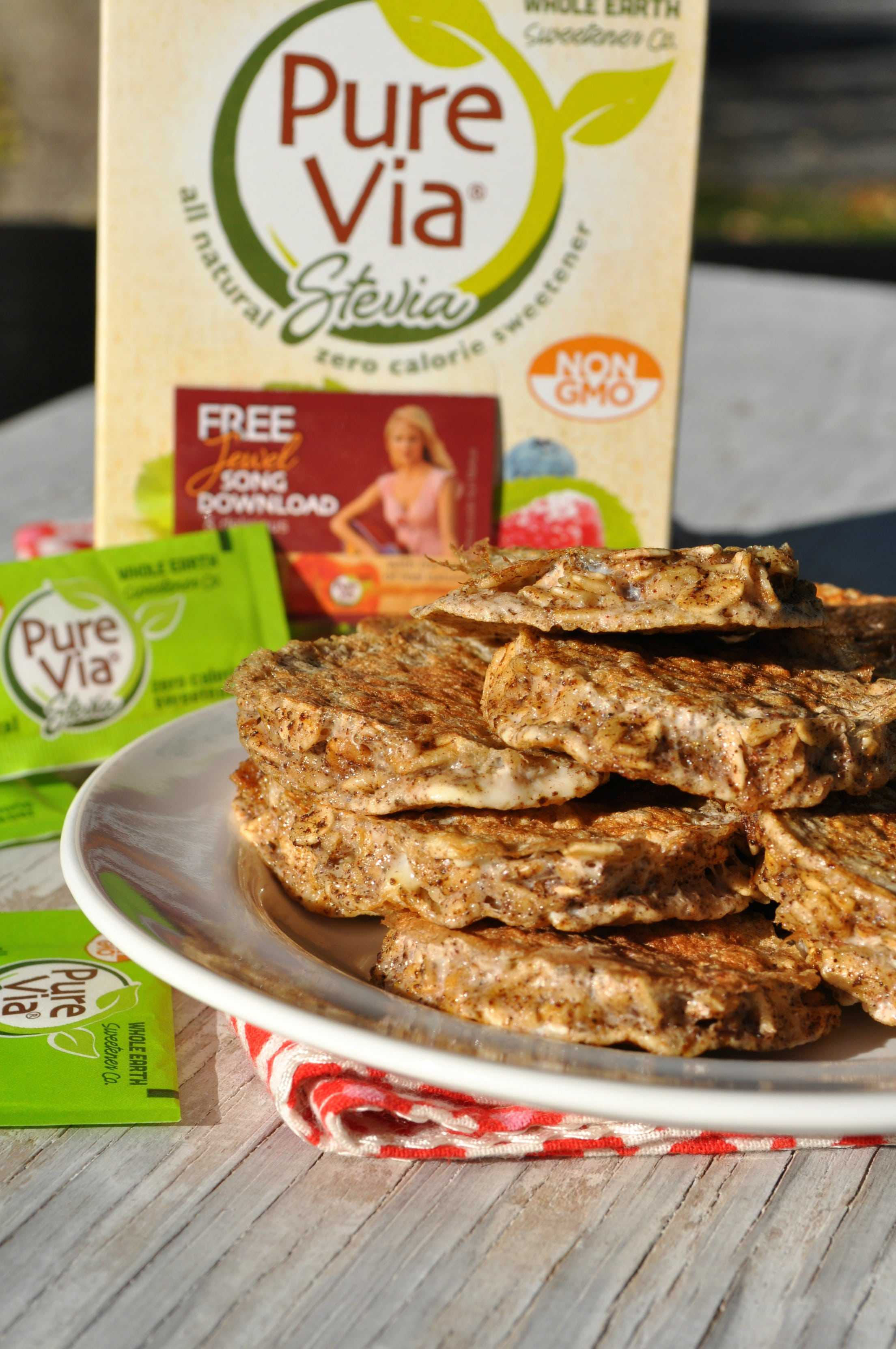 Healthy Holidays with Pure Via: Gingerbread Oatmeal ...