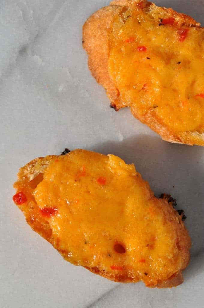 ... Ingredient Appetizer: Kerrin's Pimento Cheese Bites - The Seasoned Mom