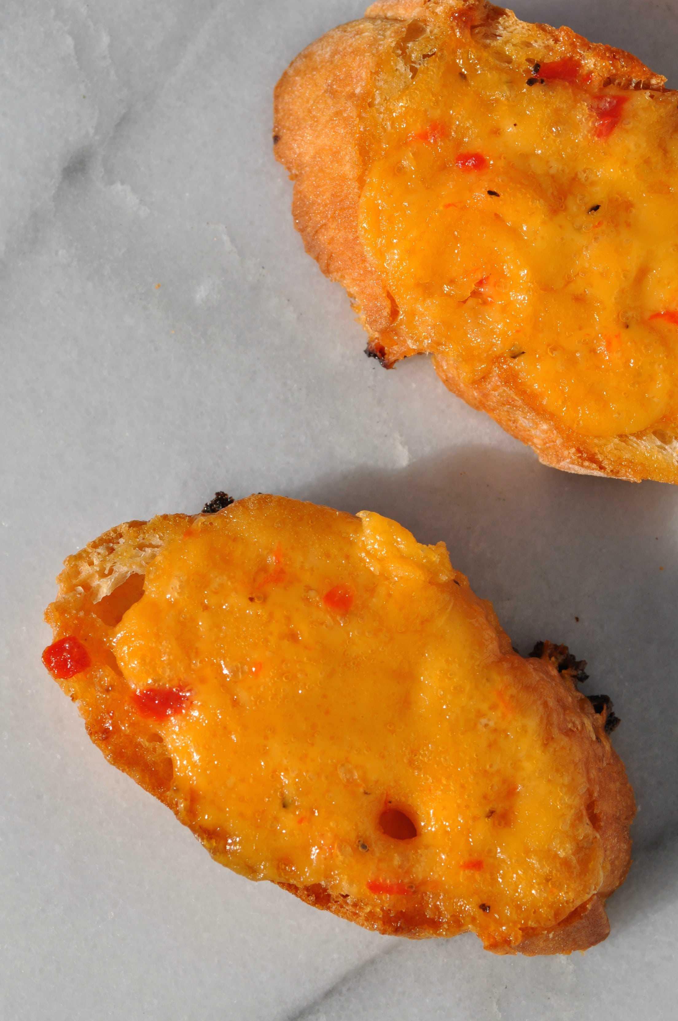 ... Ingredient Appetizer: Kerrin's Pimento Cheese Bites - The Seasoned Mom