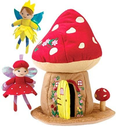 Woodland Fairy Homes