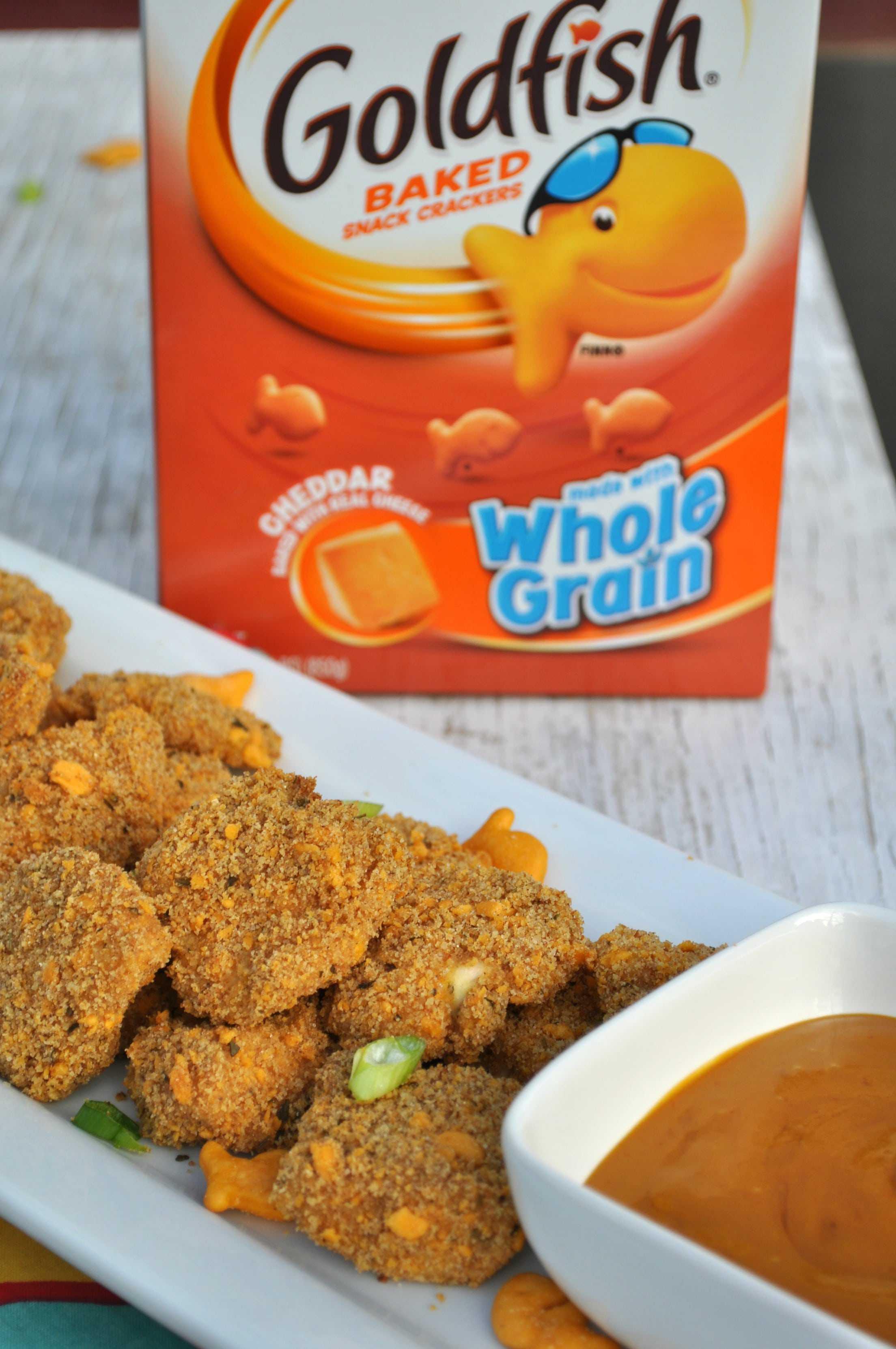 Goldfish Chicken Nuggets 8