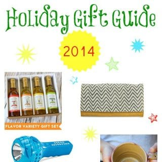 Christmas Gift Ideas: The Seasoned Mom's Holiday Gift Guide 2014