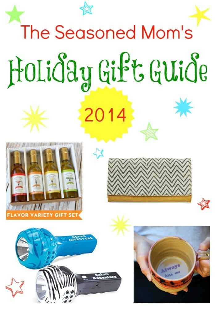 Christmas Gift Ideas: The Seasoned Mom's Holiday Gift ...