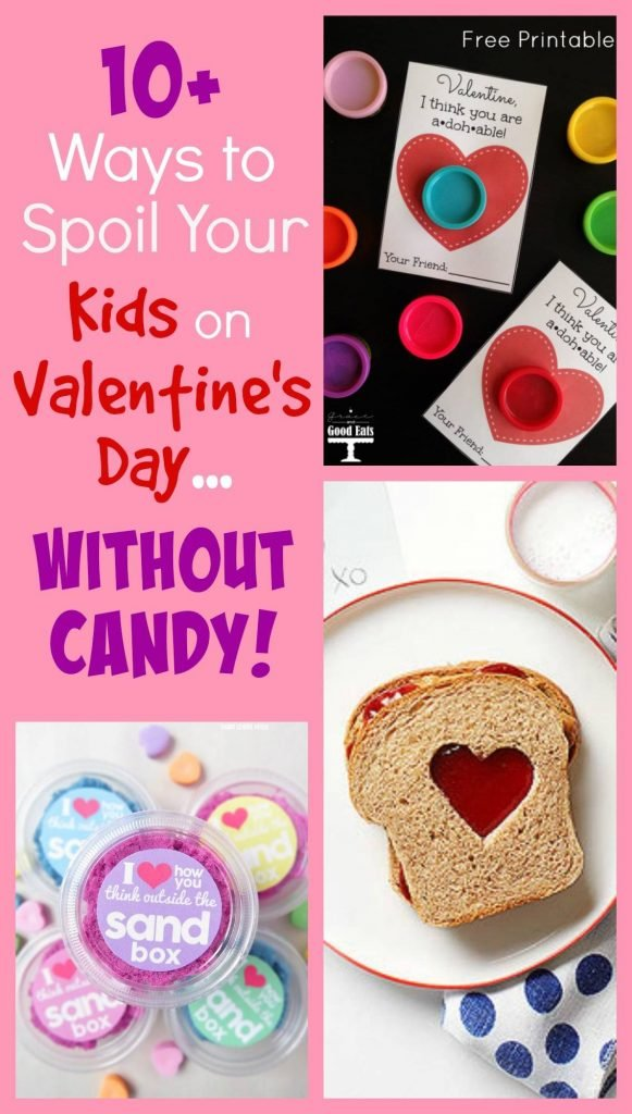 10+ Ways to Spoil Your Kids on Valentine's Day Without Candy