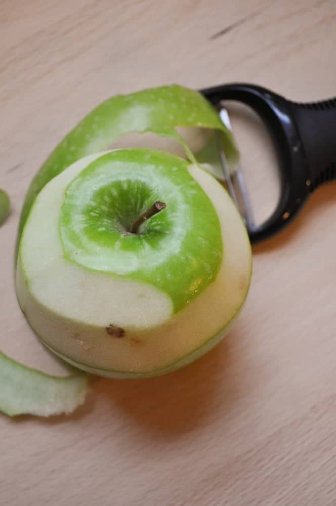 Apple Peel 6