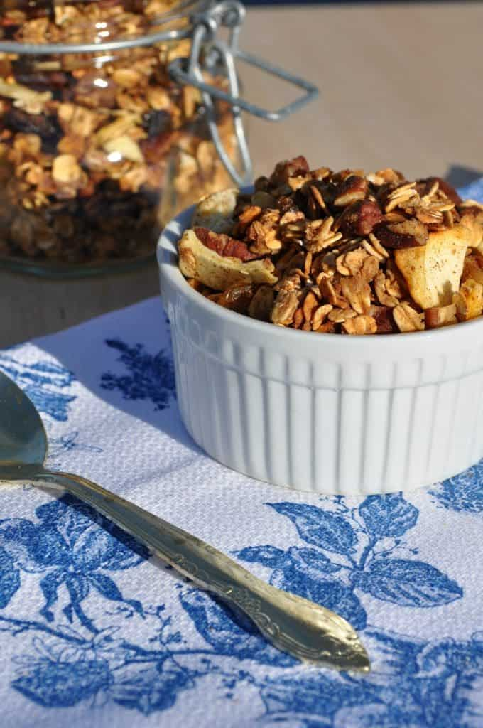 Slow Cooker Granola 2