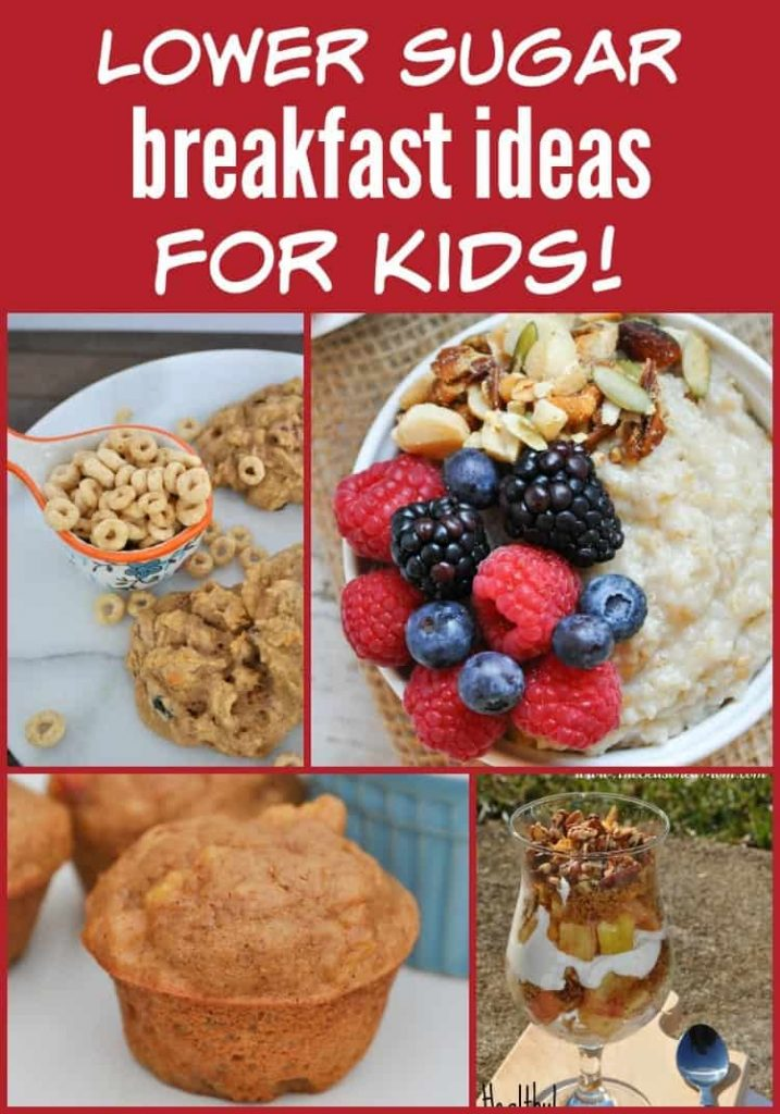 Lower Sugar Breakfast Ideas for Kids