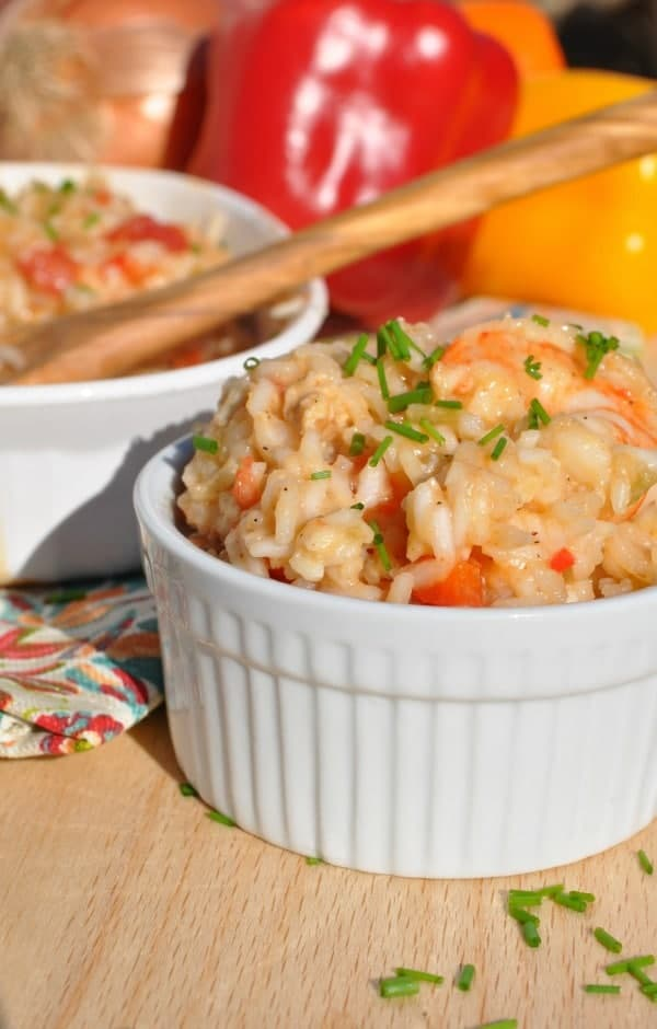 One Dish Jambalaya Casserole 2