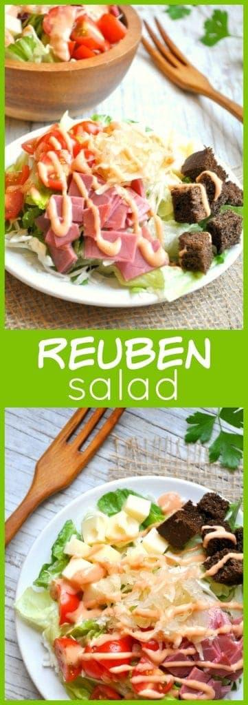 Reuben Salad 1