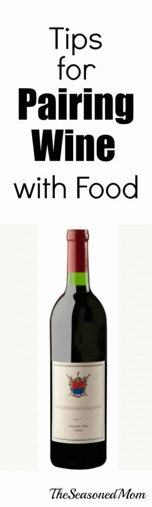 Tips for Pairing Wine with Food