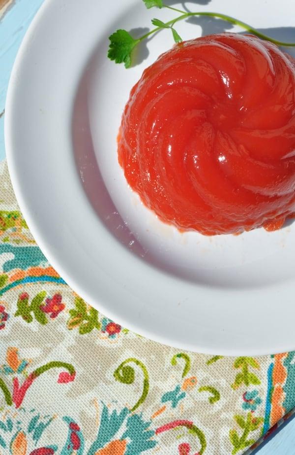 Tomato Aspic 5