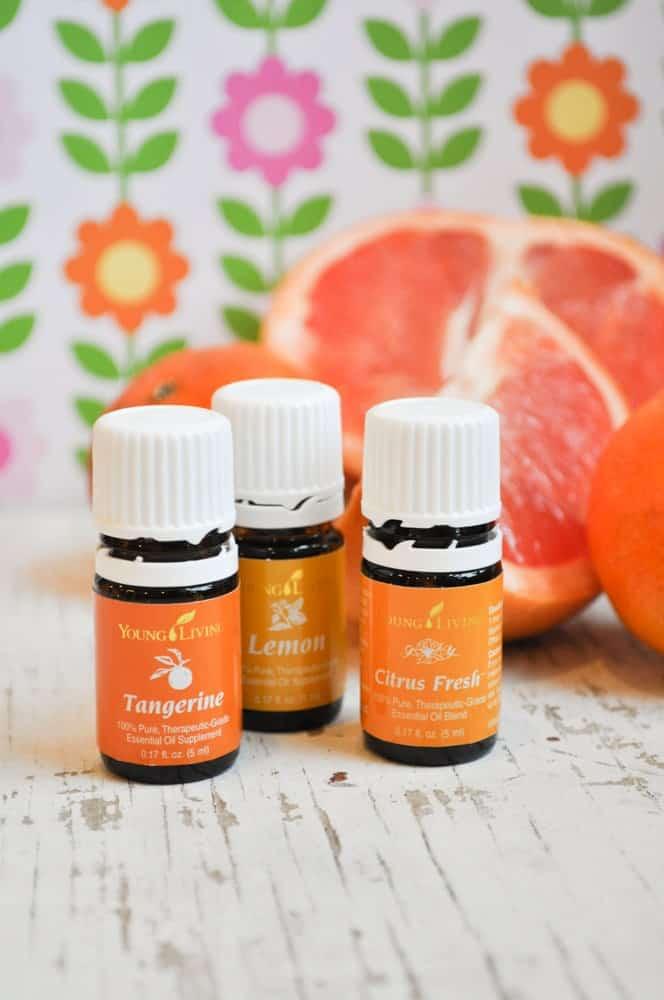 Young Living Essential Oils Citrus