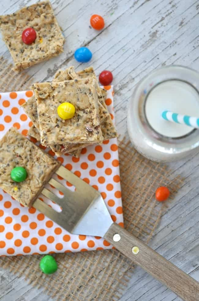 Healthy No Bake Granola Bars 3