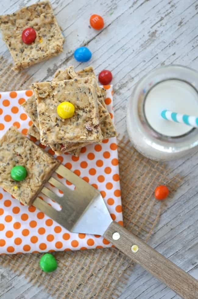 Healthy No Bake Granola Bars 3