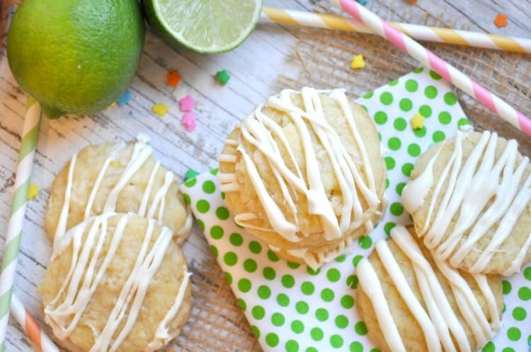 Margarita Cookies 6