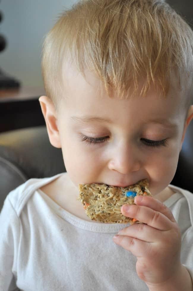 Spencer Eating