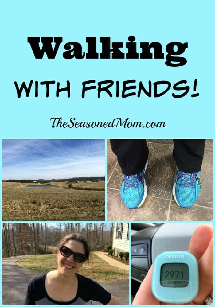 Walking with Friends!