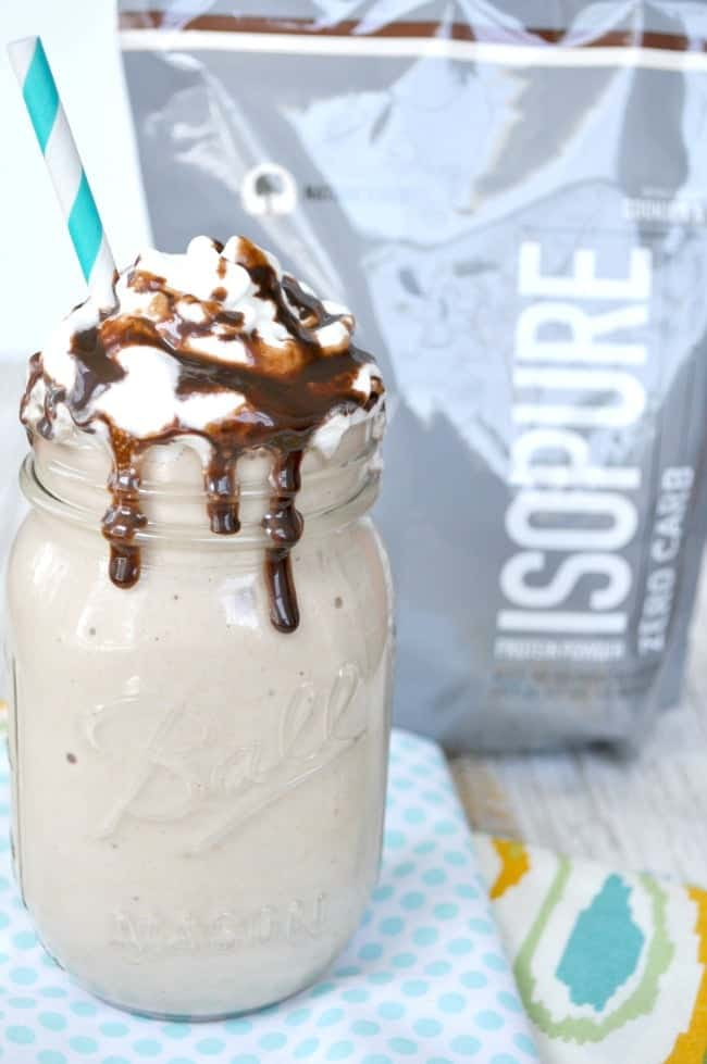 Cookies and Cream Protein Shake 9