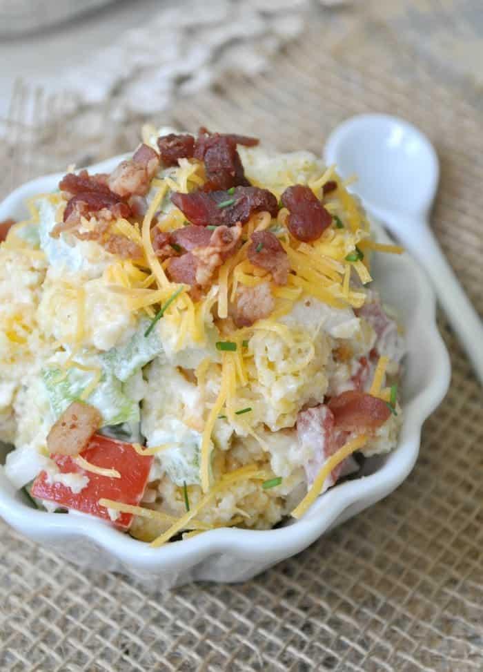 Cornbread Salad 4