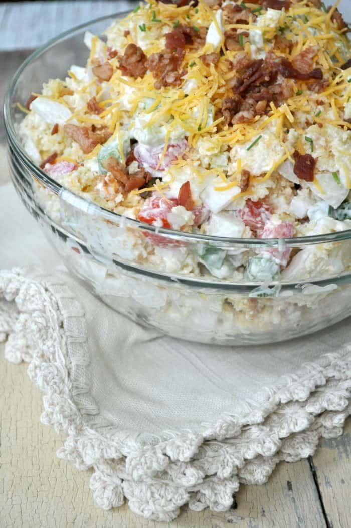 Cornbread Salad 5