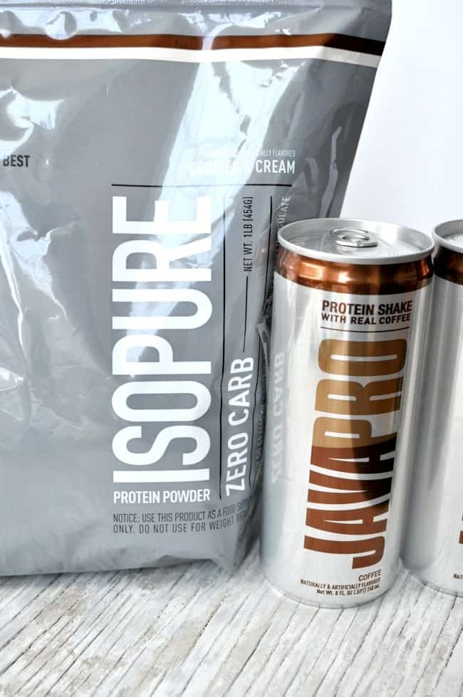 Isopure Products