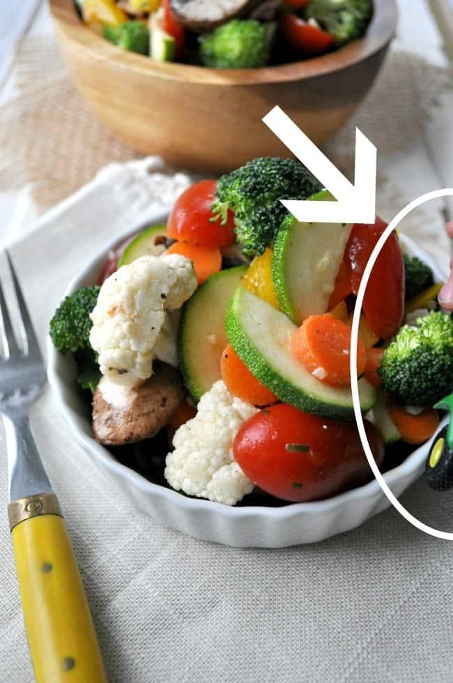 Marinated Vegetable Salad 2