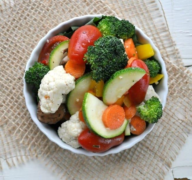 Marinated Vegetable Salad 7