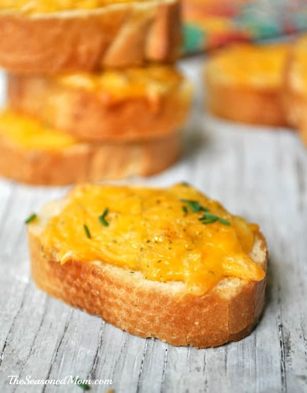 Ranch Cheese Toast