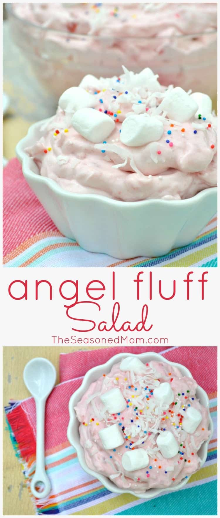 Angel Fluff Salad