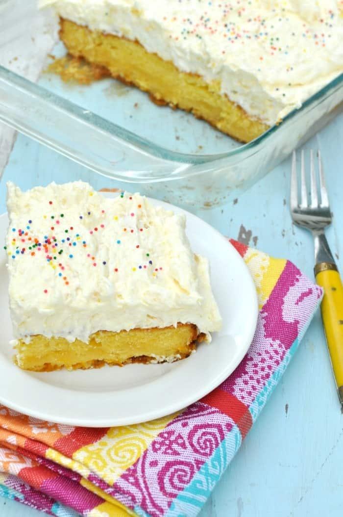 Orange Pineapple Cake 2