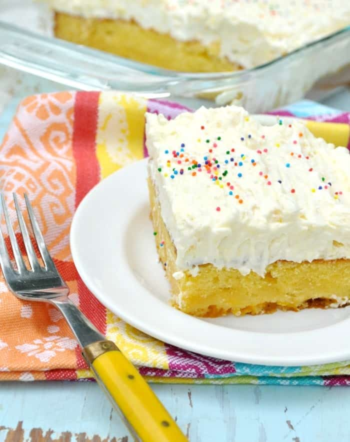 Orange Pineapple Cake 9